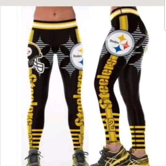 c27aa63f Pittsburgh Steelers Womens Tights Leggings